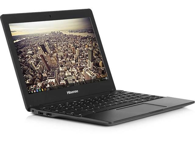 Haier, Hisense and Asus present Chromebooks less than 200 dollars