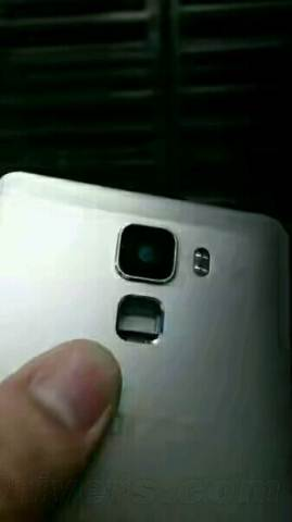 Huawei Honor 7 first photos