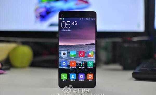 The Xiaomi Mi5 could include a fingerprint sensor