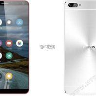 Ramos - smartphone borderless with battery 4850 mAh