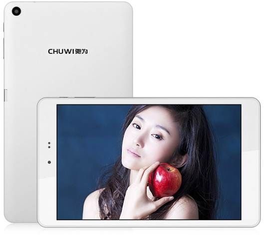 Chuwi Hi8 official: the tablet dual boot just 80 euro