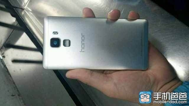 Huawei Honor 7 with 4GB of RAM and processor Kirin 935