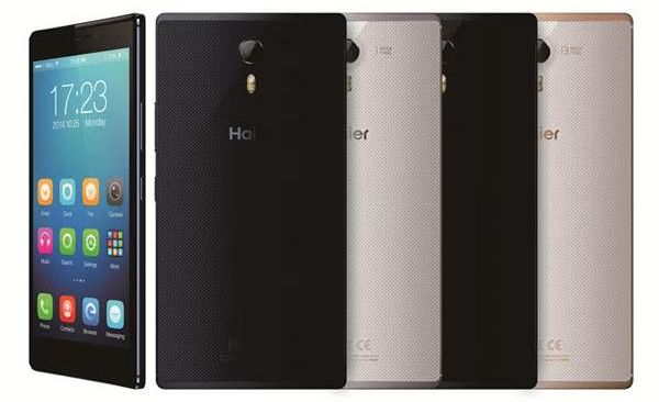 Haier unveiled two new smartphones Voyage V5 and V3