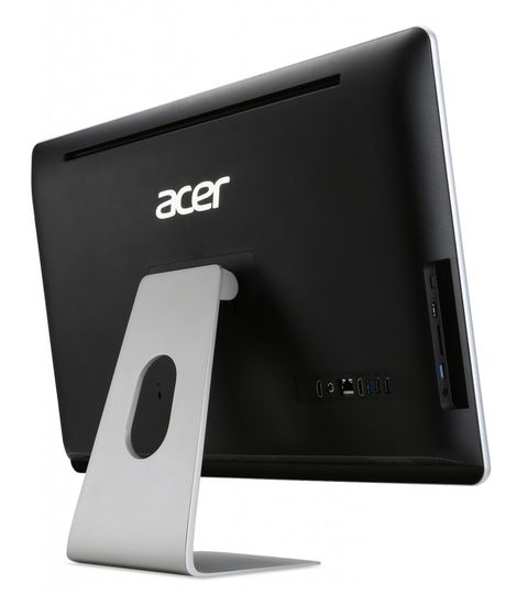 Acer has updated its line of Aspire Z3-710 with Windows 10