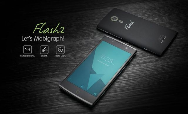 Alcatel OneTouch Flash 2 - review