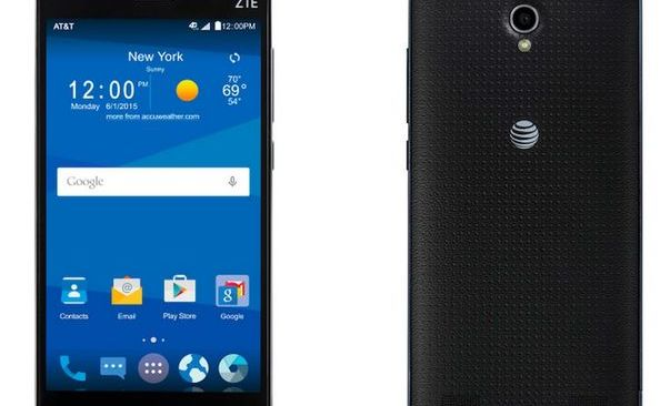 ZTE Zmax 2 - phablet with 5.5-inch HD display, 4G LTE Support for AT&T