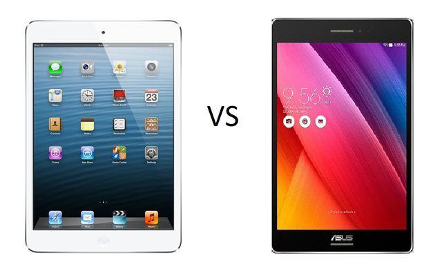 IPad mini 4 vs Asus ZenPad S 8.0