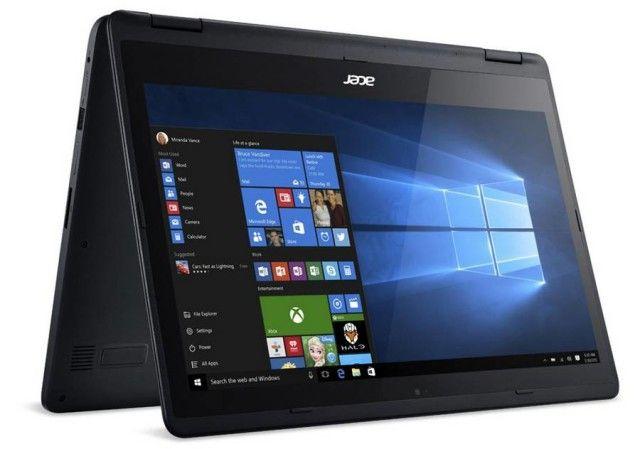 Acer announced Aspire R14 R5-471T, laptop with 14-inch folding screen