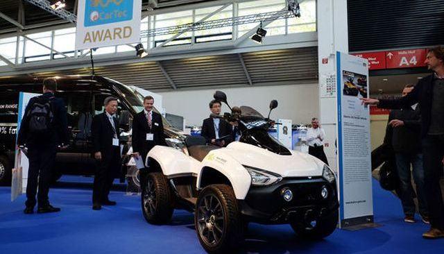 Acer investing in new Electric All-Terrain Vehicle (EATV)