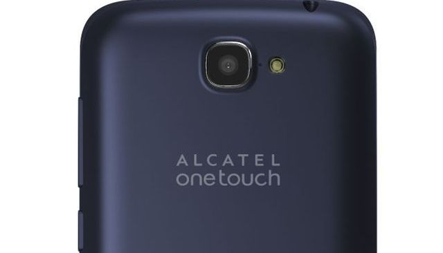 Alcatel OneTouch Fierce XL - smartphone with Android or Windows 10 Mobile