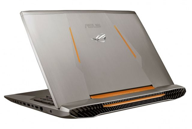 Asus renews ROG GX700 and G752 laptops for gamers