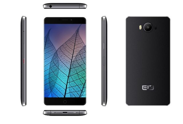Elephone P9000: smartphone with Android 6.0 Marshmallow and Fingerprint Scanne