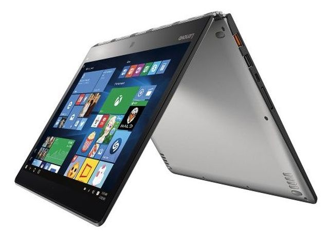Lenovo launches Yoga 900 13 inch convertible laptop with panel QHD+