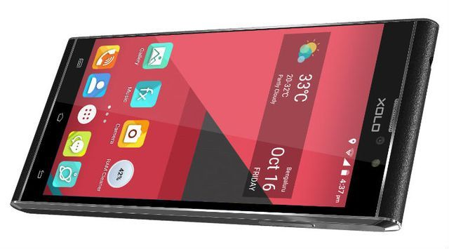 Xolo Black X1 smartphone with octa-core processor, 3GB of RAM and Android 5.1 Lollipop