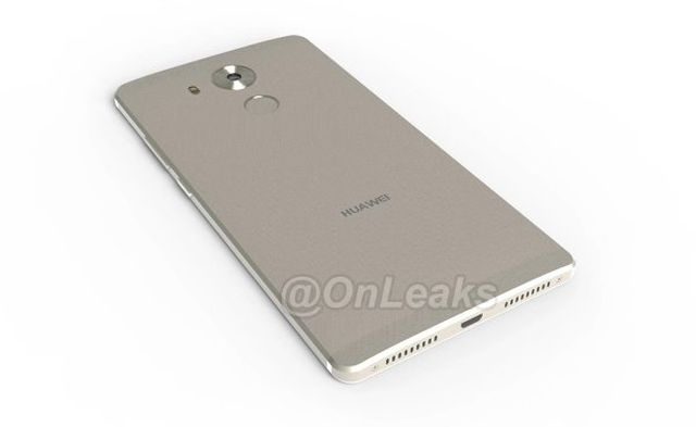 Huawei Mate 8: appears with  thin structure and full metal