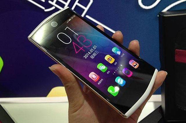 Meitu V4 - smartphone with 21-megapixel front camera