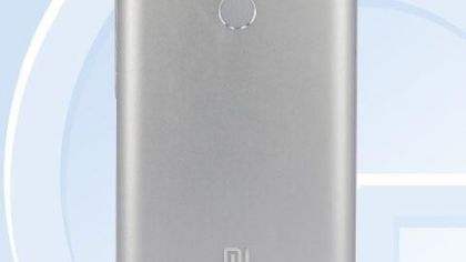 Xiaomi Redmi Note 2 Pro: pictures of TENAA confirm the fingerprint reader