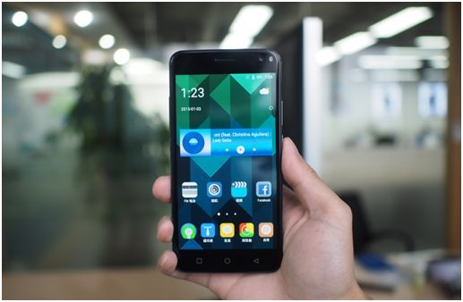 Bluboo Xfire 2 may be the cheapest smartphone with fingerprint reader