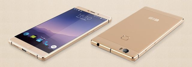 Review Elephone M3: metal body and powerful equipment