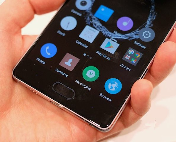 Review Gionee S8: smartphone middle class with specifications of flagship