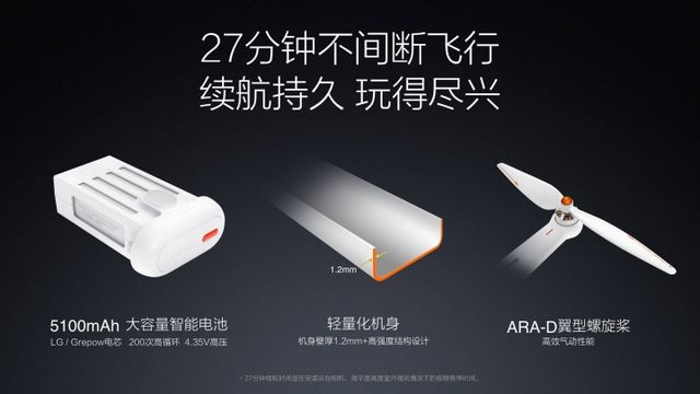 Xiaomi Mi Drone official: design, autonomy, price and all we know